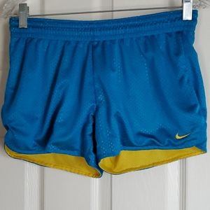 Nike Double Layer Running/Workout Shorts